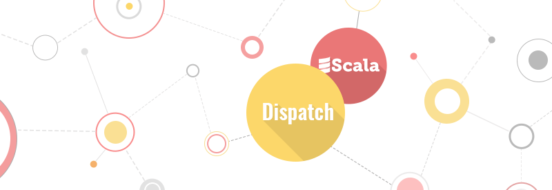 Dispatch, http, throttling, scala technologies