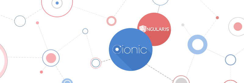 'Launch Ionic app with a web or email link' post illustration