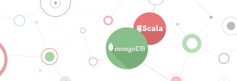 Mongodb, scala, salat technologies