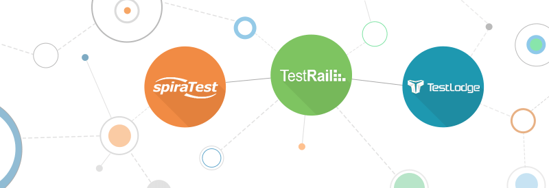 Testing, spiratest, testrail, testlodge technologies