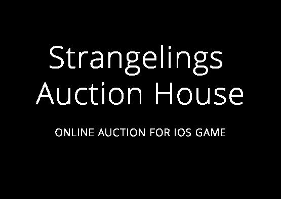 Strangelings Auction House